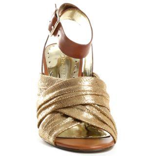 China Heel   Gold/Tan, BCBGirls, $49.50