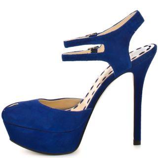 Dark Blue Suede, Enzo Angiolini, $119.99