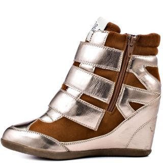 Blinks Multi Color Aeroo Metal   Plat Cognac for 79.99