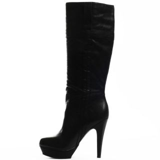 Smokkerr Boot   Black, Steve Madden, $167.99