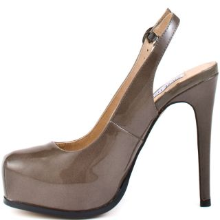 Staciee   Grey Patent, Steve Madden, $76.49