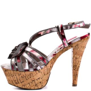 Betsey Johnsons Multi Color Circle   Taupe Multi for 99.99