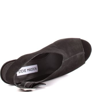 Steve Maddens Black Wearme   Black Suede for 99.99
