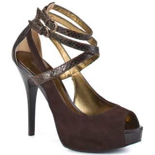 Hinter   Brown Multi Suede, Guess, $69.99,
