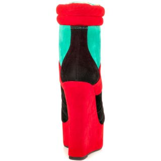Luichinys Multi Color A Spiring   Red Black Aqua for 99.99