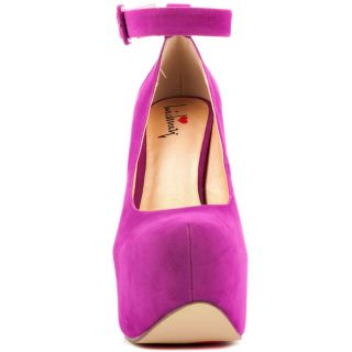 Luichinys Pink Eye Doll   Raspberry Suede for 89.99