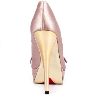 Luichinys Pink Kissy Kiss   Light Pink Satin for 94.99