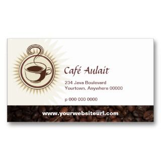 business card by starstreambusiness see more coffee business cards
