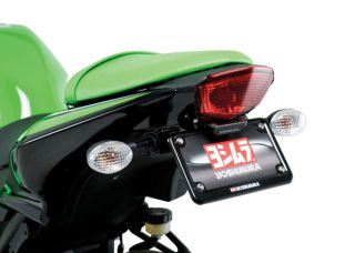 Fender Eliminator Kit Black Kawasaki Ninja 250R 2008 2011