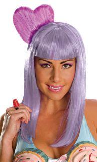 Katy Perry Deluxe California Gurl Costume Women Wig