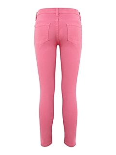 Lands End Girl`s pencil leg jeans Pink   House of Fraser