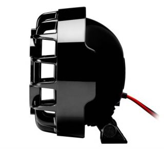 KC Hilites 4 inch 55W Round Bumper Driving Light Without Wiring Kit 1