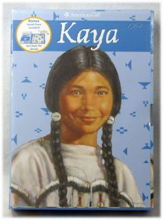 New Kaya Set of 6 Books American Girl Meet Changes for Surprise