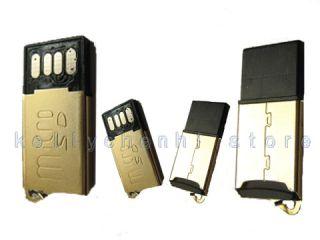 USB 2 0 Memory Card Reader T Flash MicroSD Phone Mini