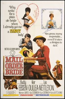 Mail Order Bride Original U s One Sheet Movie Poster