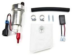 Walbro E85 400LPH Fuel Pump Kit Honda Civic B16 B18 B20 K20 H22 D16