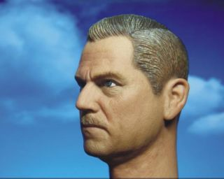 Wolfking Keitel 1 6 Head Sculpt Figure Headplay Hot Toys Dragon WWII
