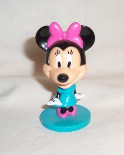 Mouse Bobble Head Hard Plastic Toy Figure Kelloggs Premium 2003