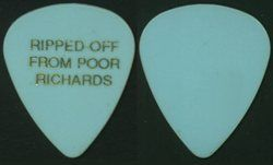 Keith Richards Guitar Pick Rolling Stones