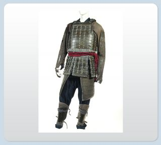 Last Samurai Samurai Warrior Armour Costume