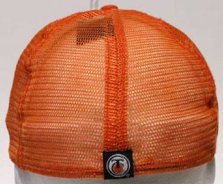 Thompson Center Arms Mesh Hat Cap Orange Black New