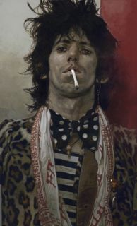 Sebastian kruger the fugitive keith richards the rolling stones mick