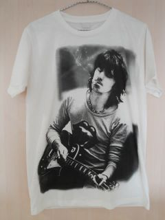 Keith Richards 70s Guitarist Legend T Shirt s M L XL