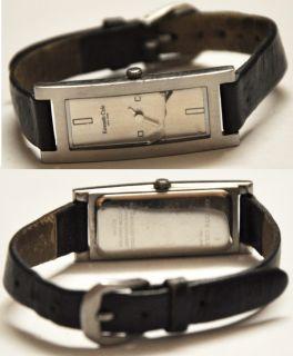 Kenneth Cole Ladies Quartz Wrist Watch Runs 123