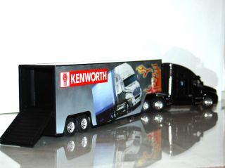 Kenworth T2000 Semi Truck Container Truck Diecast 1 66
