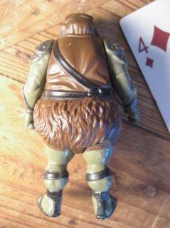 Star Wars Vintage Action Figure Gamorrean Guard Return of Jedi
