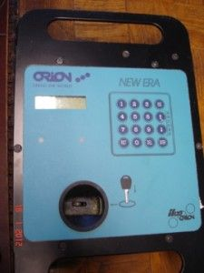 ILCO Orion New Era Transponder Key Duplicating Machine 1996