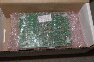Keyscan OCB4 4 Relay Access Control Systems Output Control Board NIB