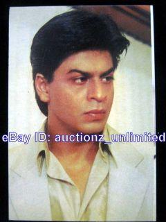Bollywood Actor Shah Rukh Khan Shahrukh Khan SRK RARE Old Post Card