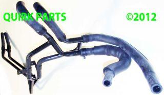 2002 2005 Kia Sedona Heater Pipe Hose Front Section Genuine Brand New