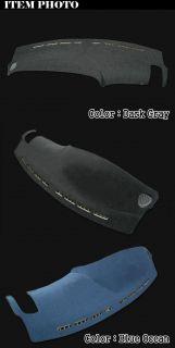 00 04 Kia Spectra Sun Dash Board Mat Dark Gray LHD