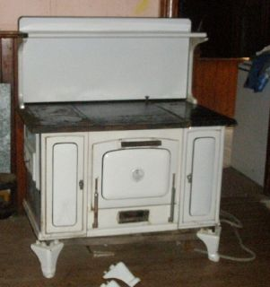 1930s MAJESTIC Wood Kerosene Cooking Stove