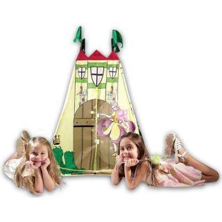 Kids Adventure Fairy Princess Castle Play Tent 12002 4