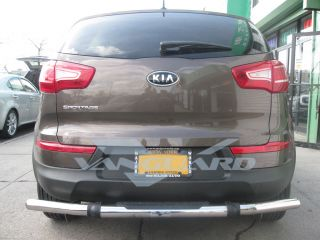 11 12 Kia Sporage Rear Bar Grill Guard Bumper Proecor Single ube