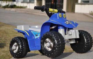 Gio Boy Electric Toy ATV Model for Kids
