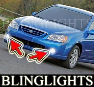 Kia Spectra 2004 2006 Fog Driving Lamp Light Kit Instant Rebate