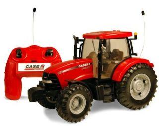 IH Maxxum 140 Radio Control Lights Sounds Kids RC Tractor New
