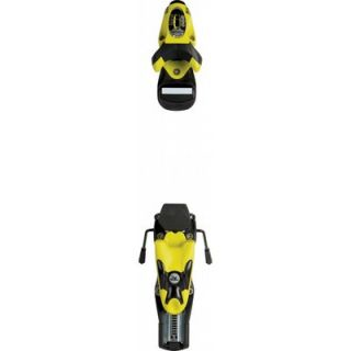Rossignol Comp J 45 Ski Bindings Fluorescent Yellow Youth Sz 80mm