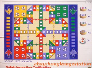 Airplane Carpet Chess Family Game Toy Kids Baby Soft Play Mat Rug