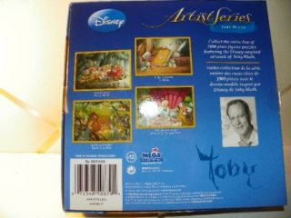 Disney Artist Series in The Beginning Pinocchio 1000 PC Jigsaw