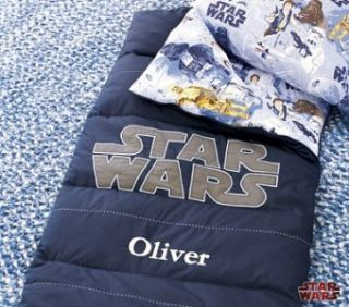 Pottery Barn Kids New Star Wars Sleeping Bag