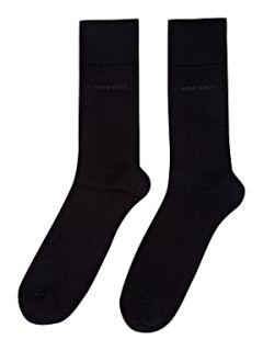 Hugo Boss Two pack socks Dark Blue