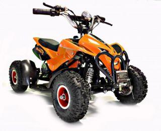 Kids Rocket Rampage 500 Electric Battery Quad Bike 36V 500 Watt Ride