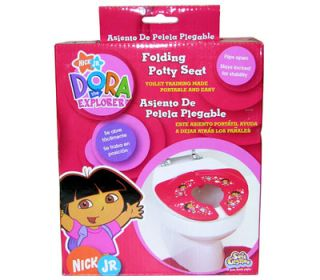 Kids Portable Travel Training Folding Toilet Potty Seat