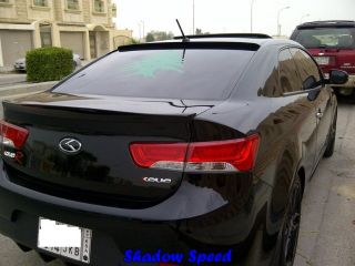 PAINTED KIA Forte KOUP LPI Hybrid COUPE REAR WING ROOF SPOILER 09 ~ 12