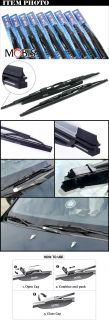 Kia Picanto Wing Wiper Blade 22 16 Morning